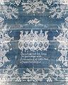Patriotisches Tuch auf den Frieden von Hubertusburg 1763.jpg