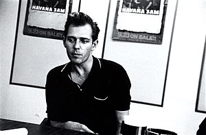 Paul Simonon - Simonon promoting the band Havana 3am in Tokyo, Japan