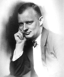 Paul Hindemith mit 28Jahren (1923) (Quelle: Wikimedia)