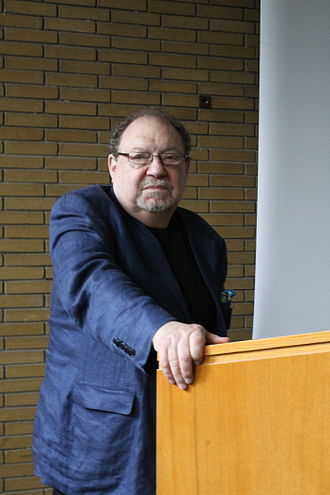 Paul Levy (journalist) - Paul Levy at the Oxford Symposium on Food and Cookery, 2012
