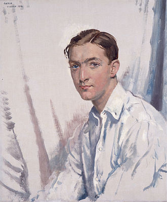 Paul Mellon - Paul Mellon (William Orpen, 1924)