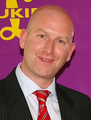 Oldham East and Saddleworth by-election, 2011 - Image: Paul Nuttal 2014 (cropped)