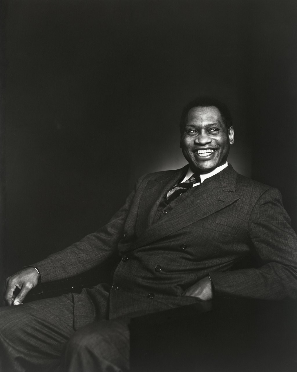 Paul Robeson 1938
