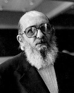Paulo Freire Brazilian educator and philosopher