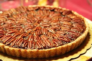 Black Southerners - Image: Pecan pie, November 2010