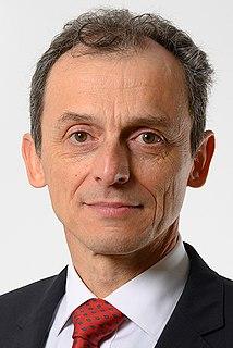 Pedro Duque Spanish astronaut and politician