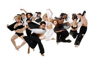 Parsons Dance Company - Image: Peel Group