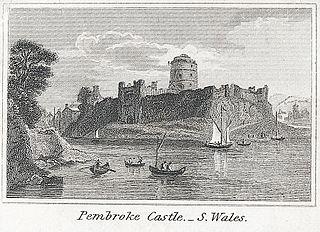 Pembroke Castle: s. Wales