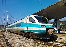 Slovenia-Transport-Pendolino ETR 310