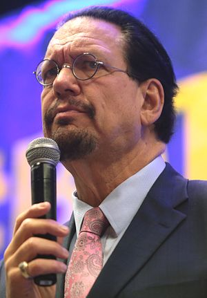 Penn Jillette - Jillette speaking at the 2016 Young Americans for Liberty National Convention
