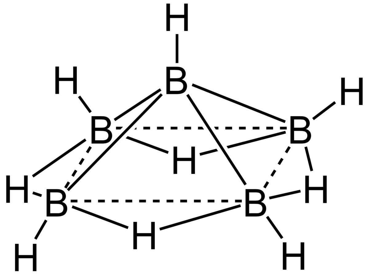 pentaborane