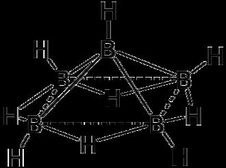 Pentaborane - Image: Pentaborane