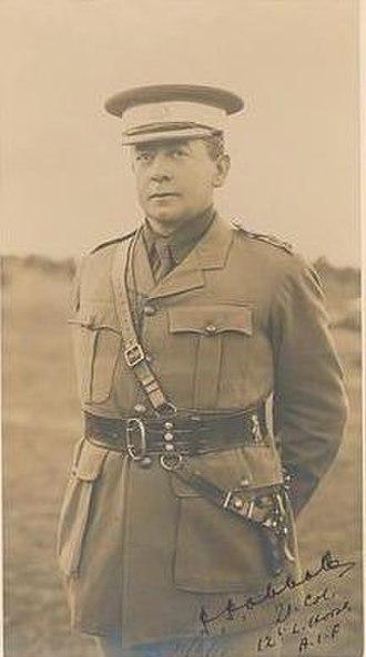 Percy Abbott (Australian politician) - Image: Percy Abbott
