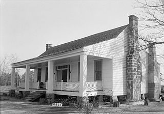 type of indigenous porch form found in the Southeastern United States