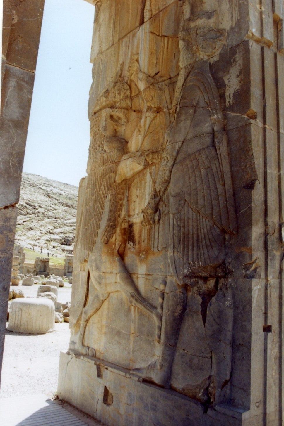 Persepolis King Fighting Evil