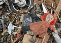 Personal items lie amid debris in Moore, Okla., May 26, 2013, six days after an EF5 tornado with winds exceeding 200 miles per hour tore through the Oklahoma City suburb 130526-Z-TK779-017.jpg