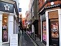 Peter Lane York - geograph.org.uk - 1581459.jpg