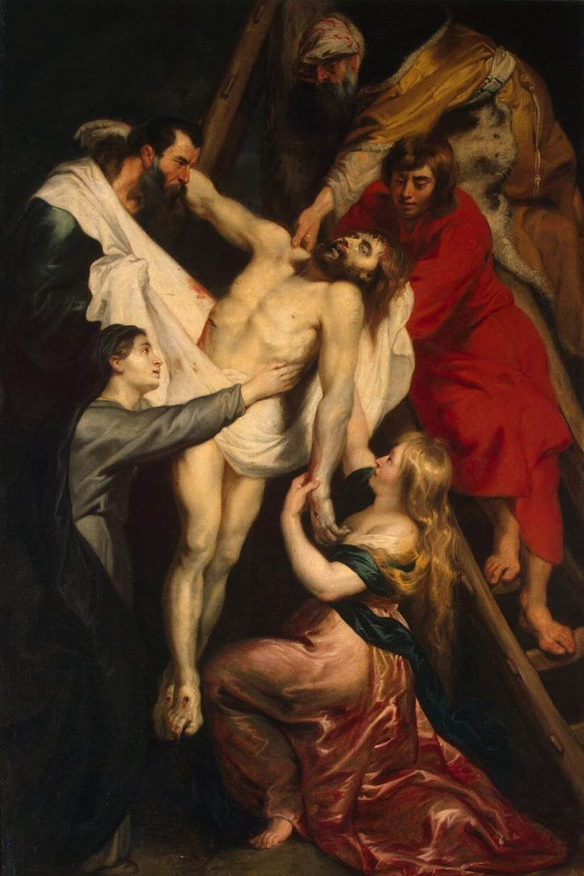 Peter Paul Rubens - Descent from the Cross - WGA20230
