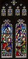 Peterborough Cathedral, north transept window (31379096172).jpg