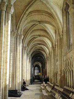 Rib vault Architectural element