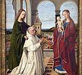 Petrus christus, madonna exeter, 1450 ca. 02.JPG