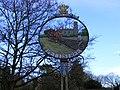 Pettistree Village Sign - geograph.org.uk - 1126448.jpg