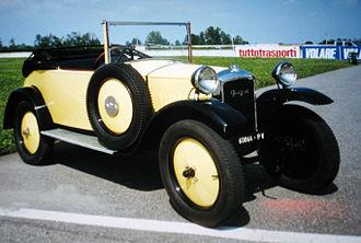 Peugeot 5CV - Image: Peugeot Type 172 BC
