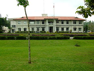 Malaybalay - The Provincial Capitol of the province of Bukidnon is in Malaybalay