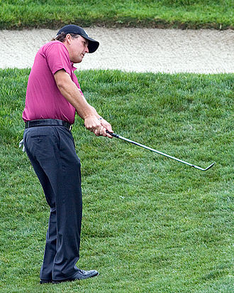 Phil Mickelson - Mickelson at the 2008 U.S. Open at Torrey Pines