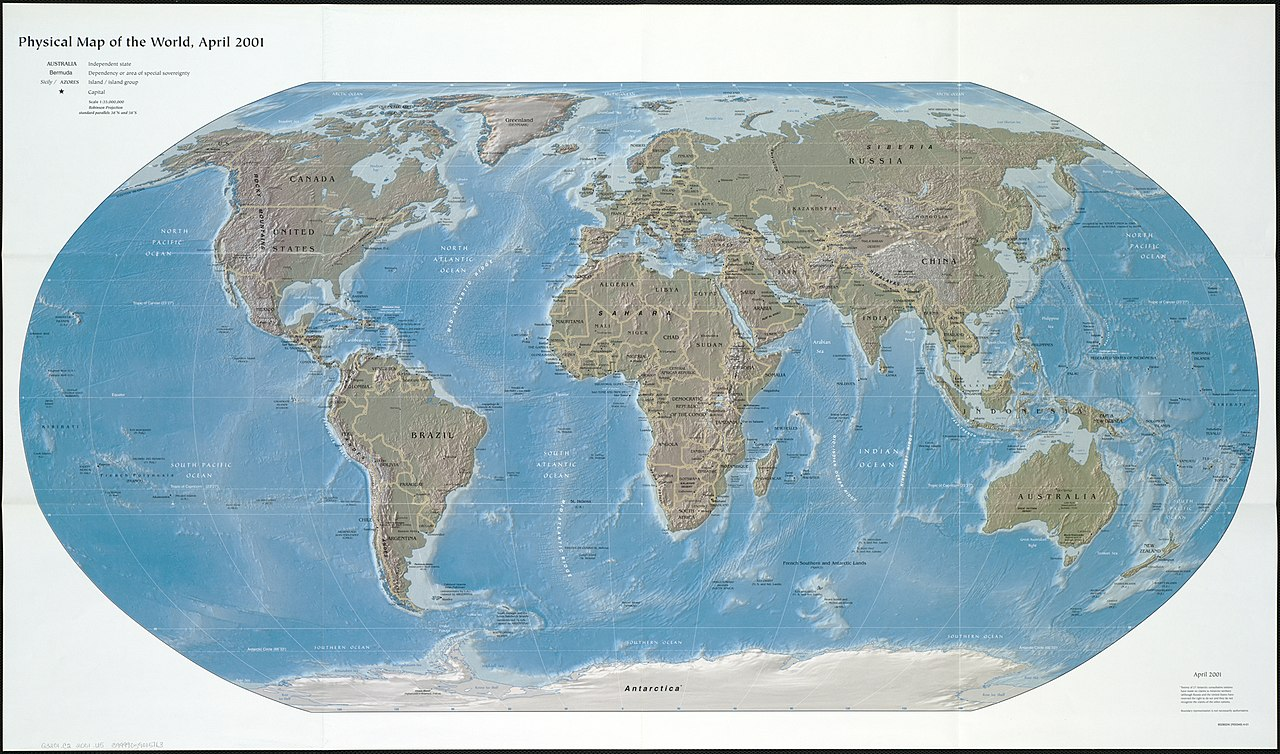 Filephysical map of the world april 2001 3856492622g filephysical map of the world april 2001 3856492622g gumiabroncs Gallery