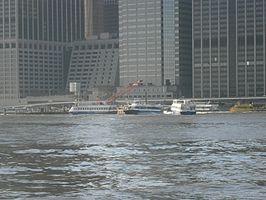 Pier 11/Wall Street