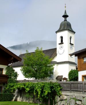 Kath. Pfarrkirche hll. Ulrich und Elisabeth in Walchen