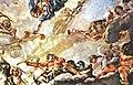 Pietro da Cortona - Apotheose of Aeneas (detail) - WGA17687.jpg