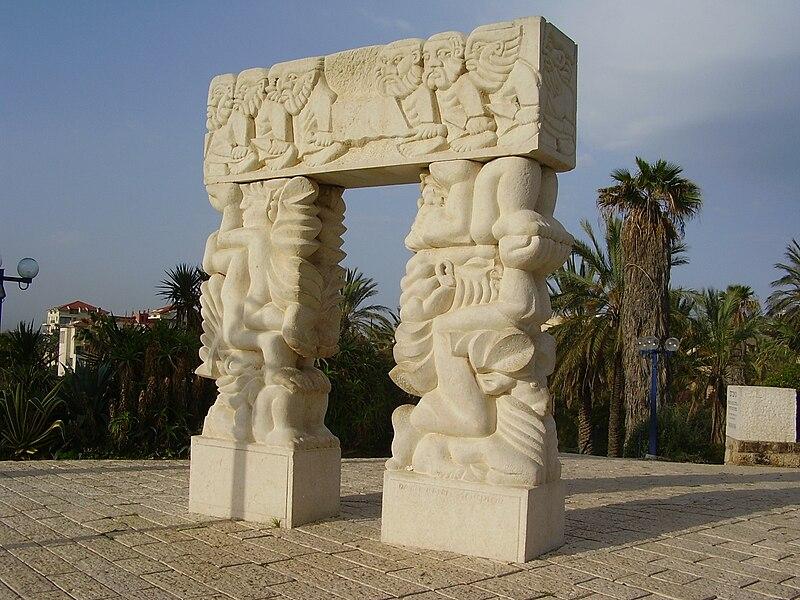 פסל האמונה ביפו