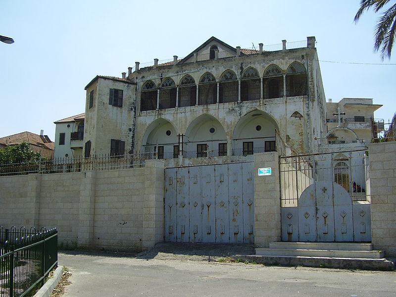 המנזר הקופטי ביפו
