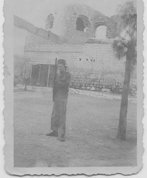 שמעון שרגא נוטר בטבריה