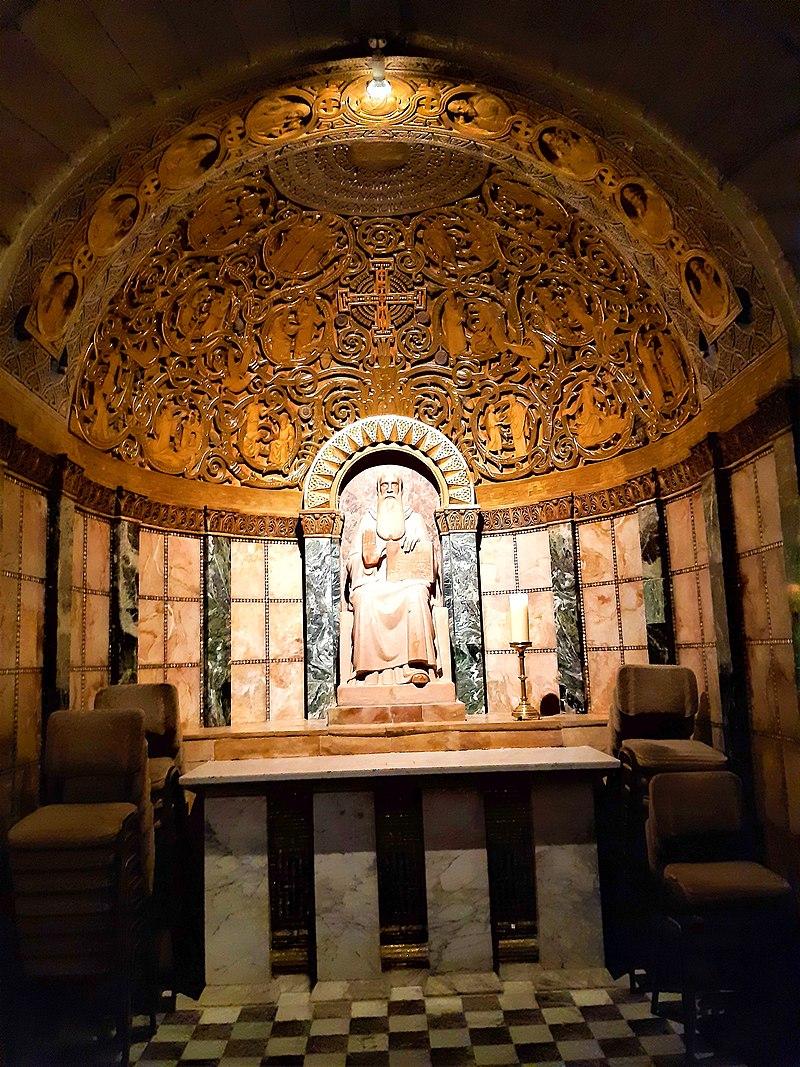 כנסיית דורמיציון בהר ציון ירושלים