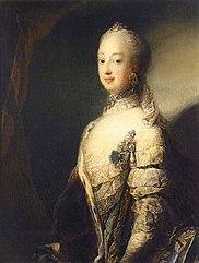Sofia Magdalena, Queen of Sweden