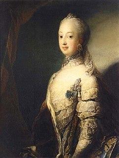 Sophia Magdalena of Denmark Queen consort of Sweden