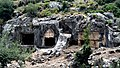 Pinara Ancient Lycian City Fethiye Turkey Rock Tombs.jpg