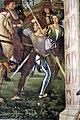 Pinturicchio, liberia piccolomini, 1502-07 circa, Enea Silvio Piccolomini parte per il concilio di Basilea 10.JPG
