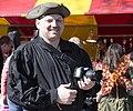 Piraat met contrast, Elfia 2013 Haarzuilens (8675713034).jpg