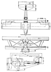 Pitcairn PA-1 Fleetwing 3-view L'Air June 15,1926.png