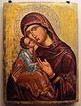 Pittore cretese, madonna della tenerezza (glycophilousa), xvi secolo 0.jpg
