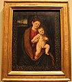 Pittore lombardo (da gaudenzio ferrari), madonna col bambino, 1610-20 ca..JPG