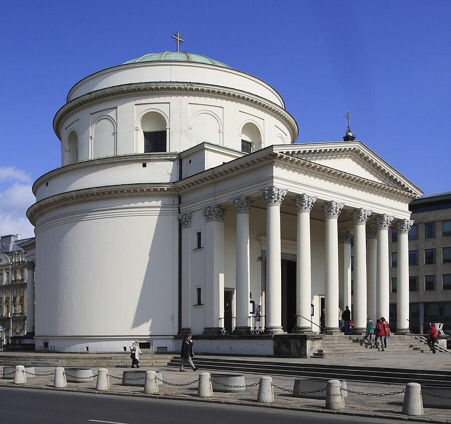 St. Alexander's Church, Warsaw