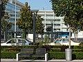 Place de la gare, Angers, Pays de la Loire, France - panoramio - M.Strīķis.jpg