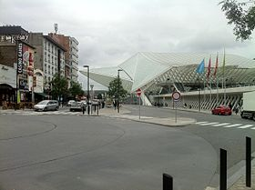 Image illustrative de l'article Place des Guillemins