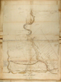 Plan cadastral de Batiscan, 1725.png