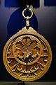 Planispheric Astrolabe, Morocco - Musée du Quai Branly, Paris.jpg